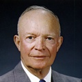 Inspirational Quotations by Dwight D. Eisenhower (American Head of State)