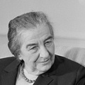 Inspirational Quotations by Golda Meir (Israeli Head of State)